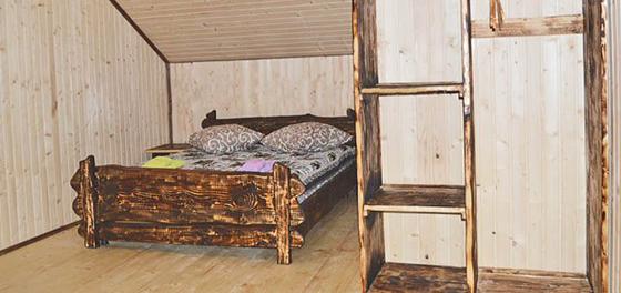 готель Пилипець «Газдовская хижа»