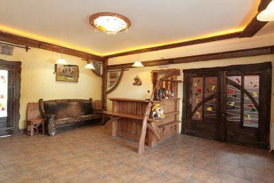 Відпочинок у Карпатах Пилипець, готель «Ґаздівська хижа»