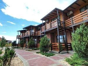 Готель на острові Бирючий