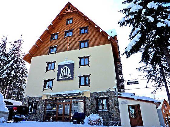Драгобрат готелі