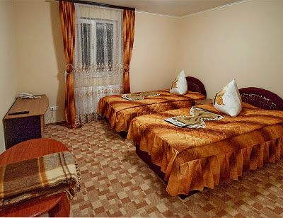 Готелі Драгобрат