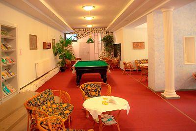 Відпочинок у Закарпатті з дітьми - готель «Гелікон», Яноші