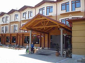 Відпочинок у Закарпатті з басейном - готель «Гелікон», Яноші