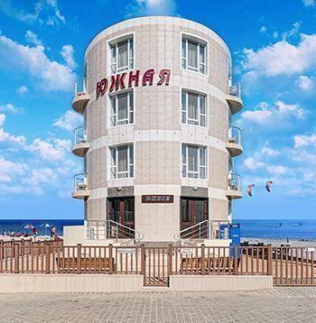 Грибівка готель на пляжі