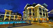 Готель на пляжі Чорне море