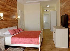 Пляжні готелі Чорне море