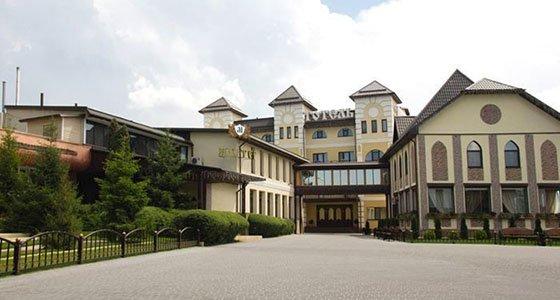Готель у Кіровоградській області