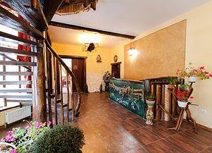 Недорогий відпочинок у Карпатах, готель «Міленіум», Микуличин