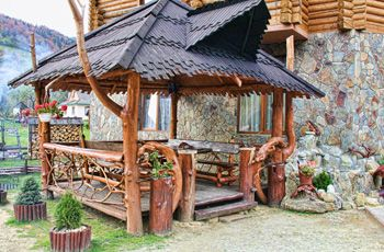 Недорогий відпочинок в Карпатах, готель «Міленіум», Микуличин