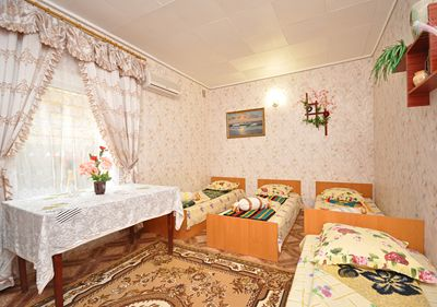 Відпочинок в Криму недорого