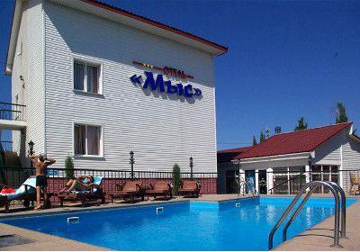 лучшие отели в казачьей бухте севастополь