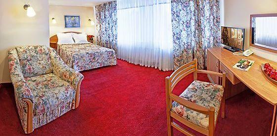 Готелі Івано-Франківська в центрі