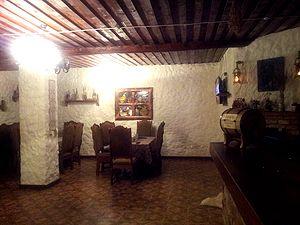 Ресторани Закарпатті, ресторан «Наташка», Гукливий