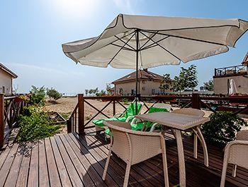 Кирилівка готель біля моря Нью Васики