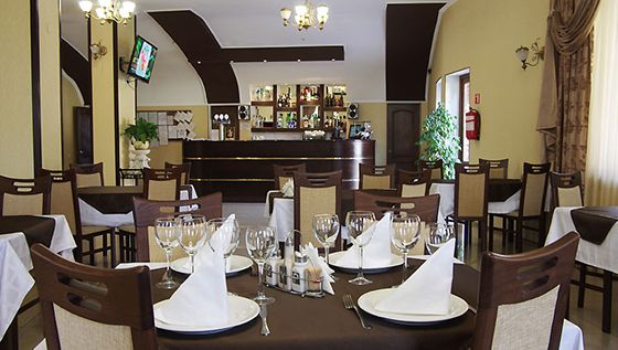 Ресторан под Киевом