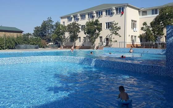 Готель Одеса Коблево