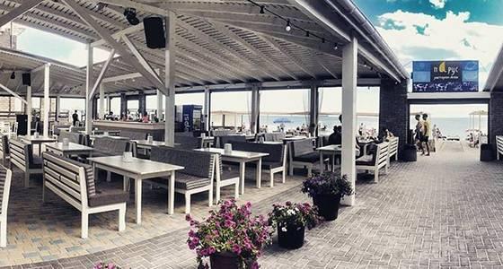 Готель Одеса Коблево ресторан