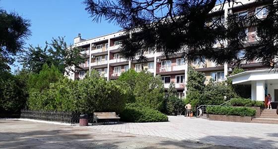 Коблево готель Одеса корпус