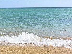 Генічеська Гірка пляж