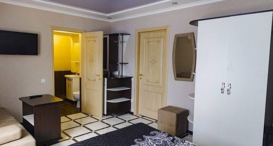 готелі в Генічеську