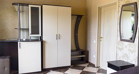 готель Парадиз Генічеськ номери люкс