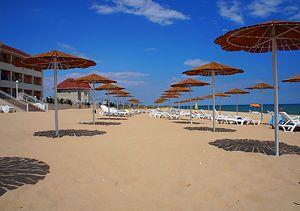 Пляжні готелі в передмісті Одеси