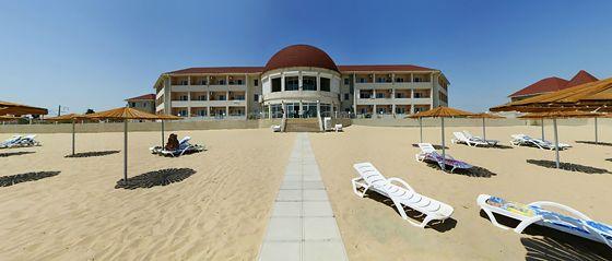 Пляжні готелі