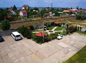 Пляжні готелі поблизу Одеси
