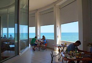 Готелі на Чорному морі