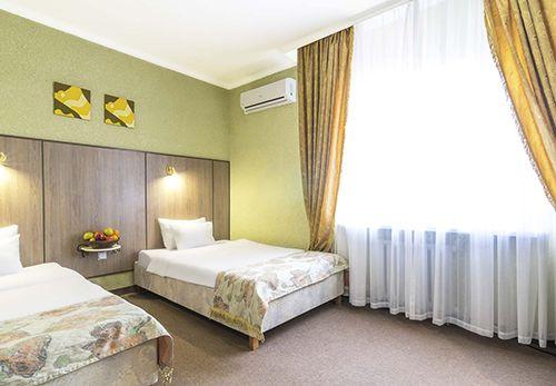 Азовское море отели