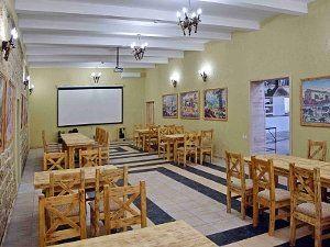 Отель на Азовском море