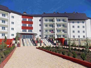 Готелі Азовського моря