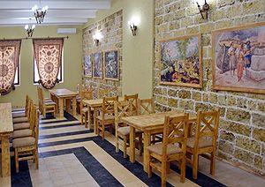 Азовське море готелі