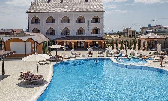 Відпочинок все включено Чорне море