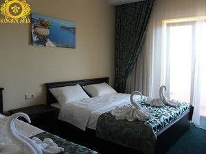 Залізний Порт готелі