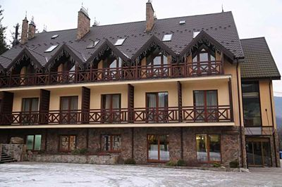 Відпочинок у Яремче Карпати, готель «Рубель»