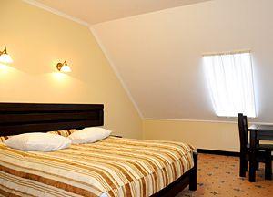 Відпочинок у Яремче з дітьми, готель «Рубель»