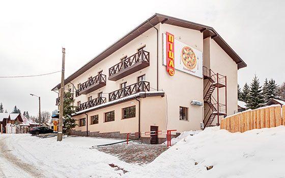 Готель в Яблуниці Буковель