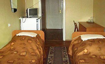 Готель у Полтаві
