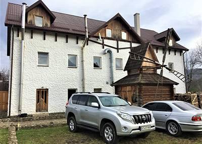 Отдых в Карпатах отель «У Довбуша»