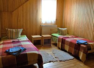 Карпати відпочинок, готель «У Довбуша»