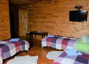 Карпаты отдых, отель «У Довбуша»