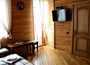 Недорогой тдых в Карпатах круглай год, отель «У Довбуша»