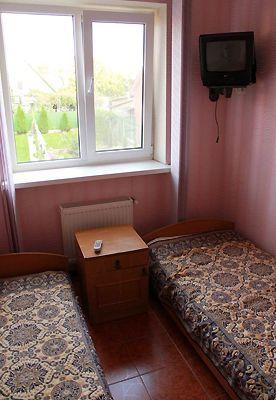 Готелі у Крижанівці
