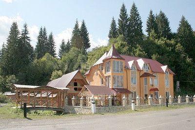 Готель в Келечині