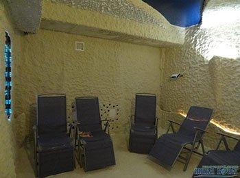 Міжгір'я готель Жива вода соляна кімната