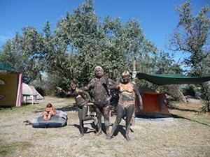 Літній наметовий табір на Кінбурнській косі «Гармонія»