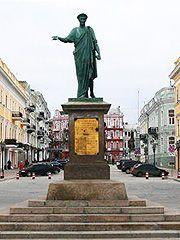 Пам'ятник Дюку Рішельє