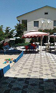 Відпочинок на Азовському морі Урзуф