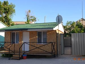Арабатська стрілка будиночки оренда